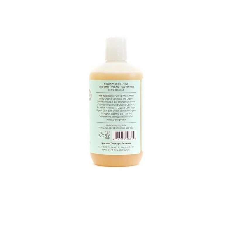 Moon Valley Organics Herbal Body Wash