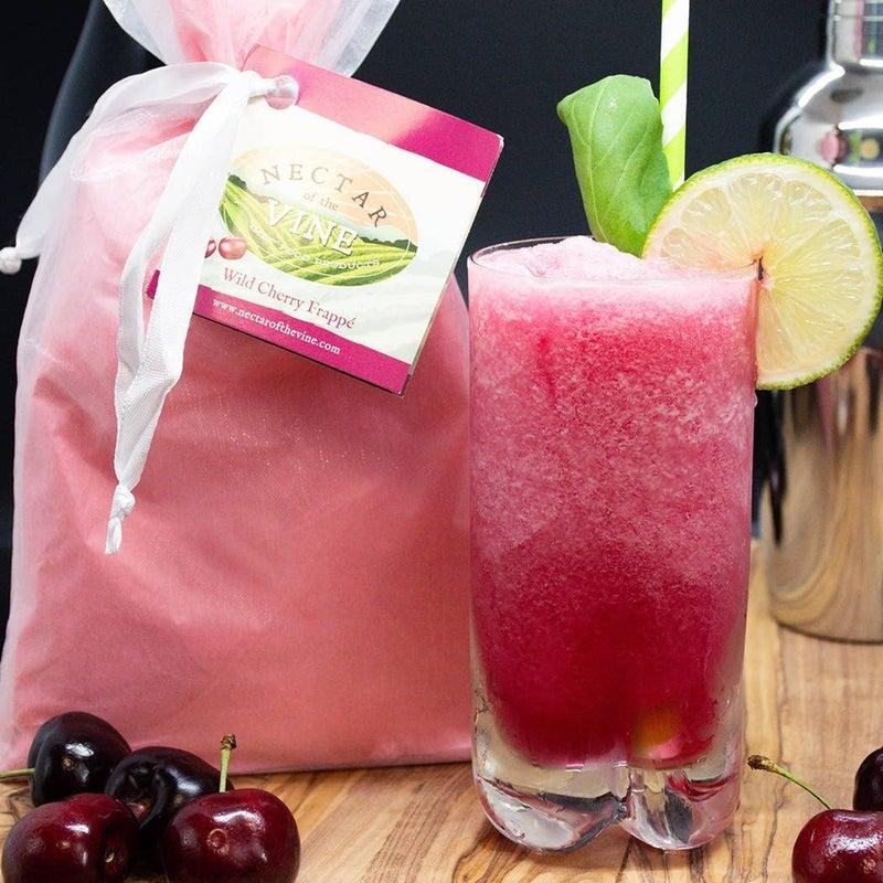 Nectar of the Vine - Wild Cherry Wine Slushy Mix