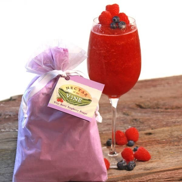 Nectar of the Vine - Very Berry Raspberry Wine Slushy Mix