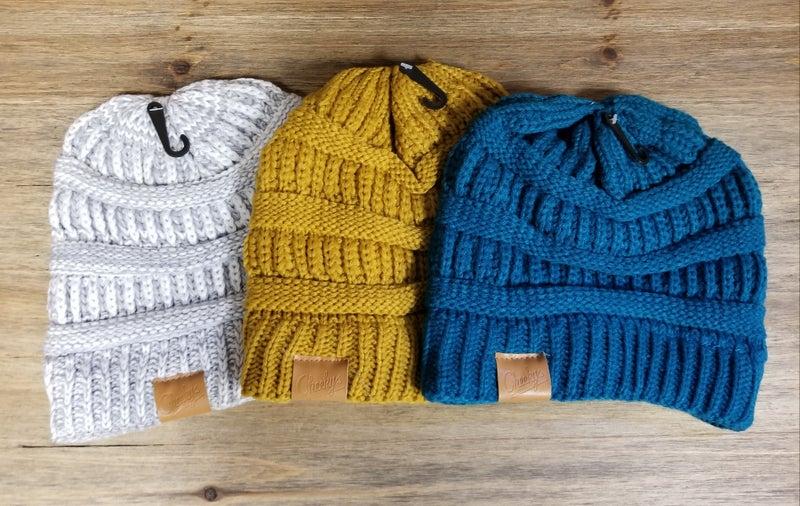 Cheeky's Knit Beanie