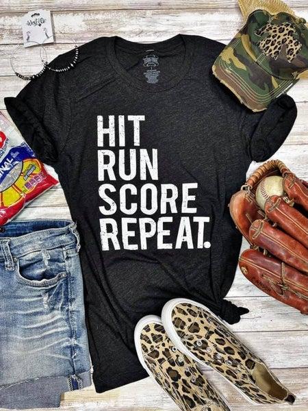 Texas True Hit Run Score Repeat