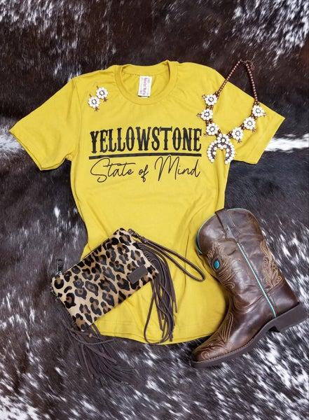 Yellowstone State of Mine Mustard