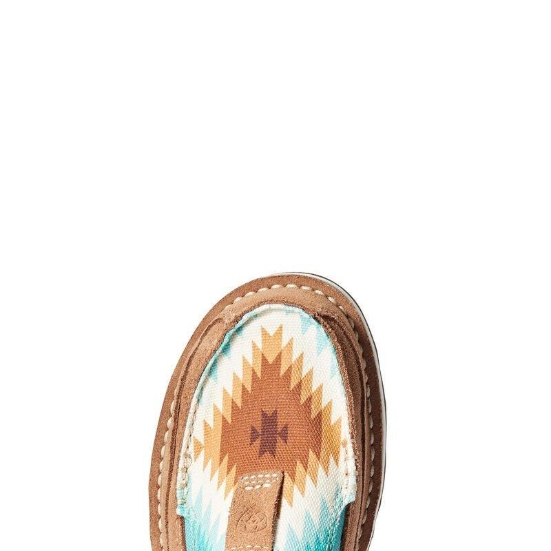 Ariat Dark Tan Saddle Blanket Cruiser