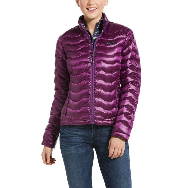 Ariat Imperial Violet Down Jacket
