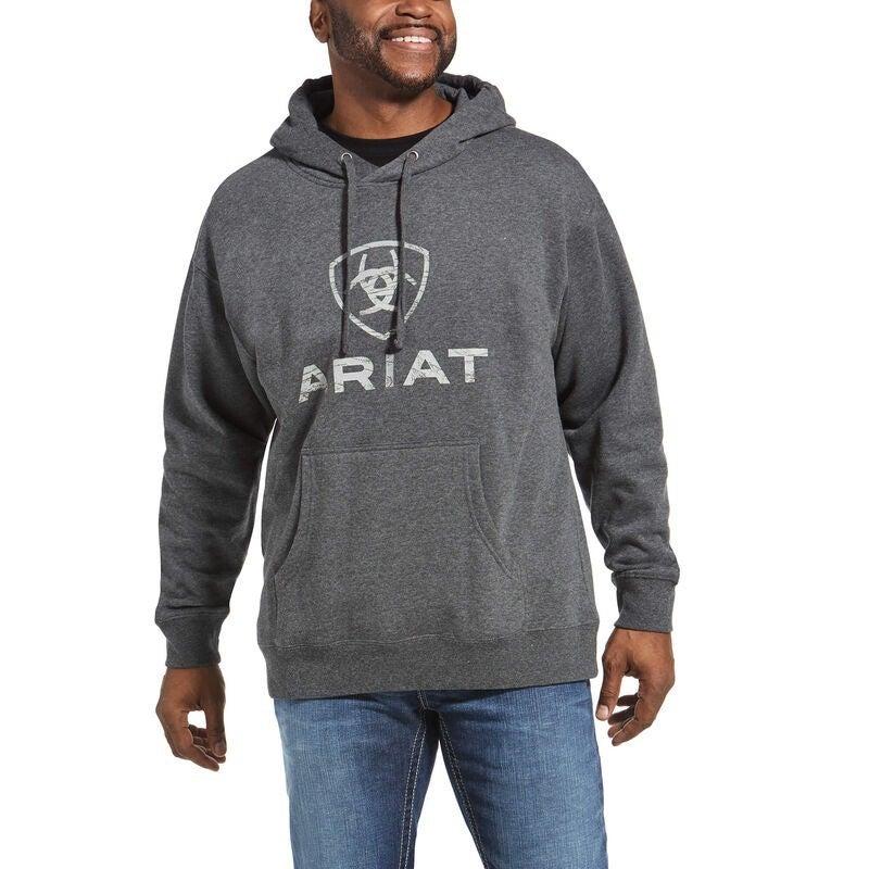 Ariat Men's Roughgrain Logo Sweatshirt
