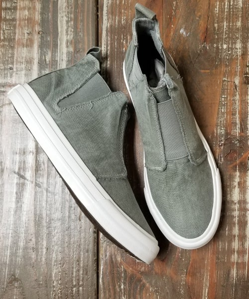 Grey Frankie Shoe