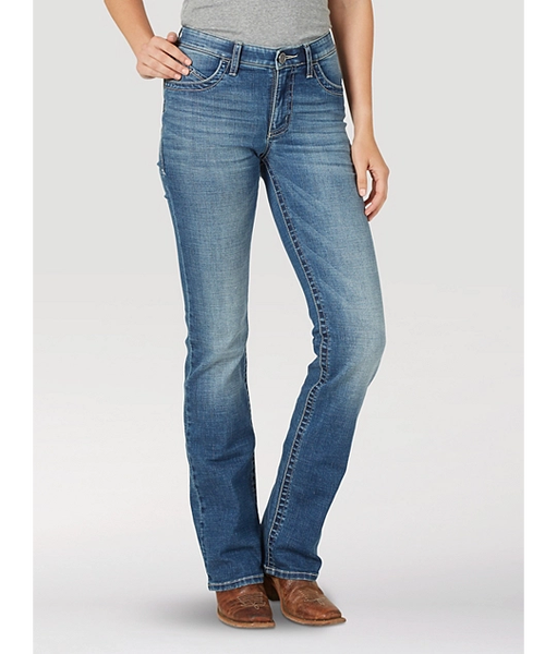 Wrangler Willow Ultimate Riding Jean