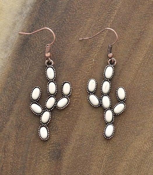 Cactus Earrings *2 Colors*