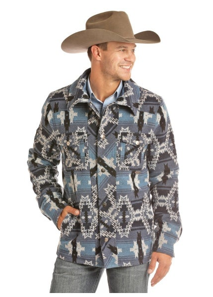 Powder River Santa Fe Wool Coat