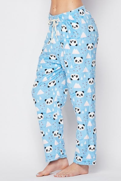 Cozy Pajama Pants