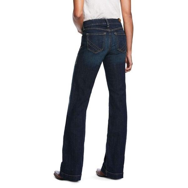 Ariat Trouser Perfect Rise Stretch Billie Wide Leg Jean