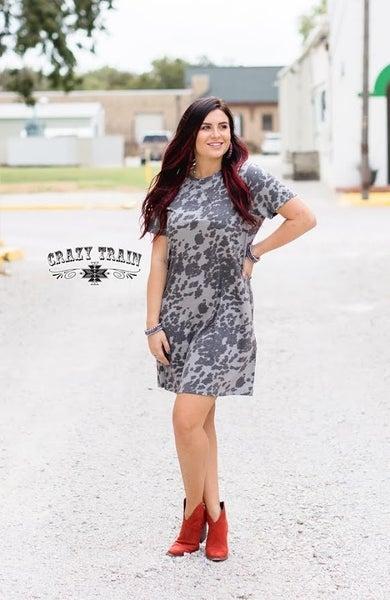 Crazy Train Southern Sass Dress