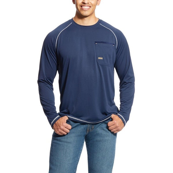 Ariat Men's Rebar Long Sleeve