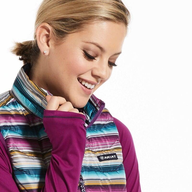 Ariat Women's Serape Ideal Down Vest
