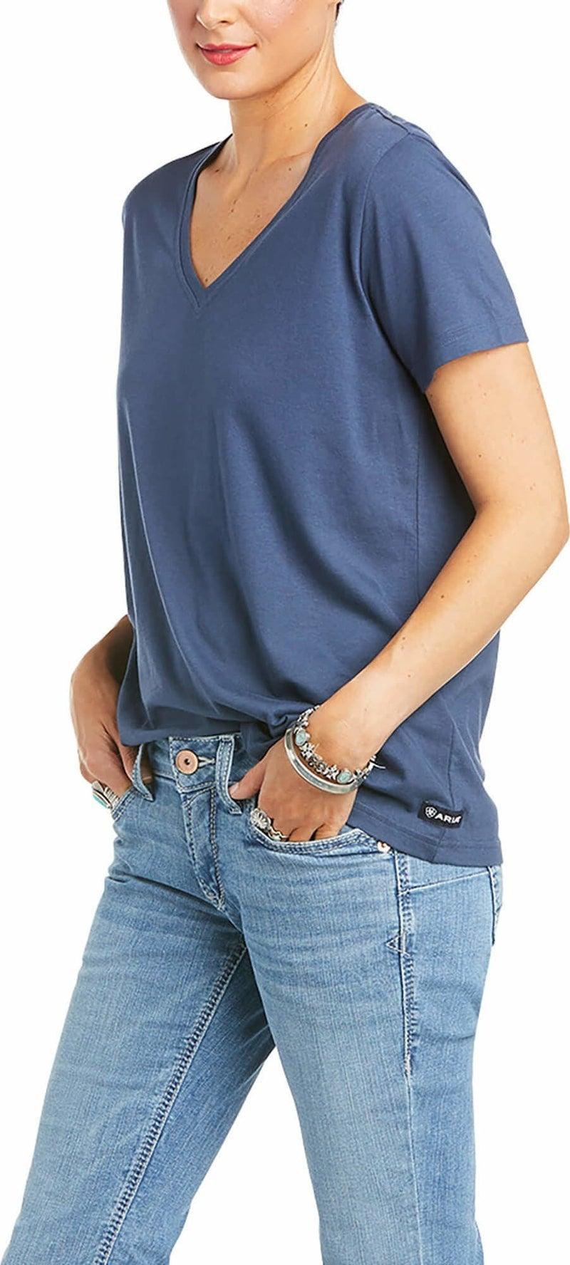 Ariat Women's Indigo Coast Element T-Shirt
