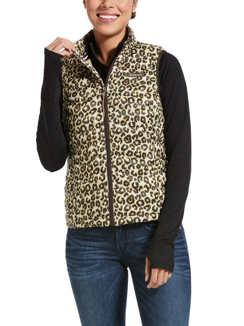 Ariat Women's Cheetah Ideal 3.0 Down Vest
