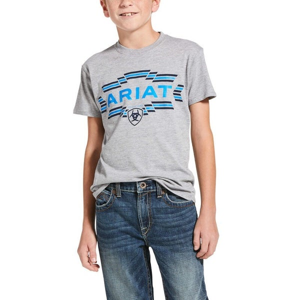 Ariat Youth Southwest Logo Tee