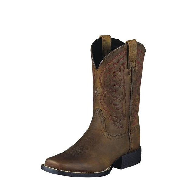 KID'S Ariat Quickdraw Western Boot