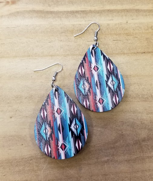 Cheeky's Southern Tribal Hook Earrings