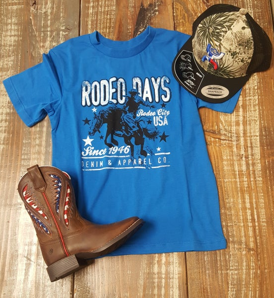 Panhandle BOYS Rodeo Days T-Shirt