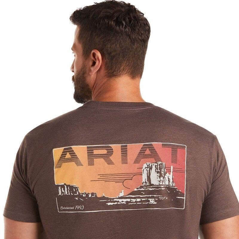 Ariat Men's Untamable T-Shirt