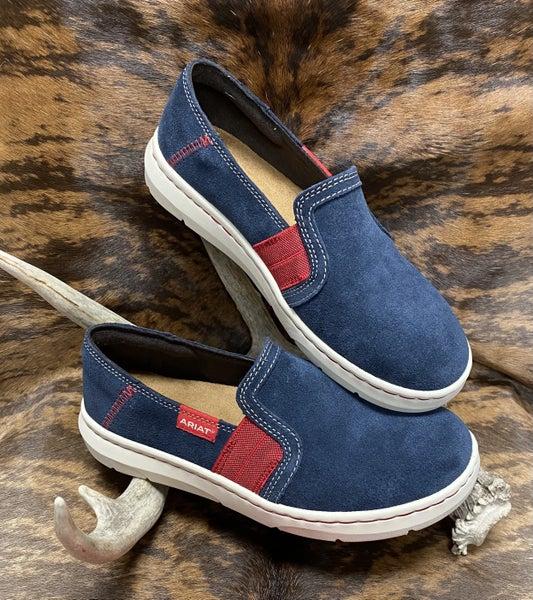 Ariat Navy/Red Ryder Shoe
