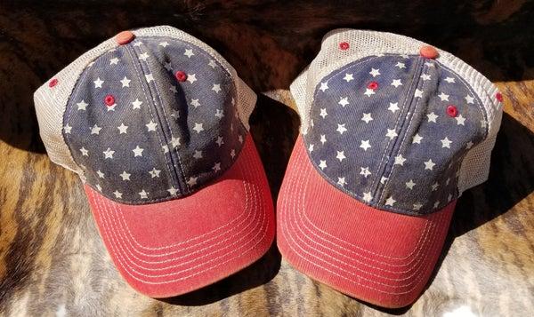 Vintage America Stars Cap