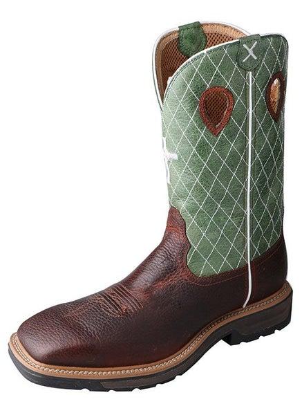 Men's Twisted X Lite Western Work Boot