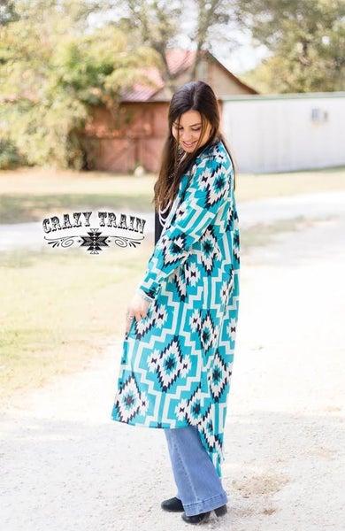 Crazy Train Sally Ride Duster