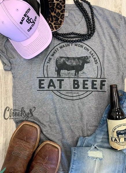 Cheekys Eat Beef