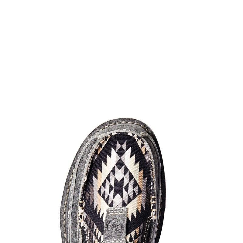 Ariat Titanium Black Aztec Cruiser