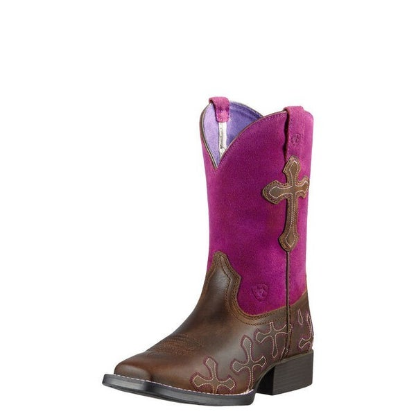 Ariat KIDS Crossroads Boots