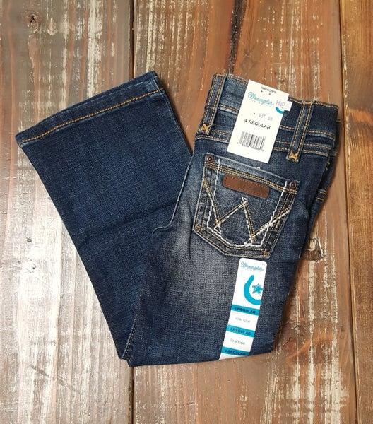 Wrangler GIRLS  Premium Patch Jean