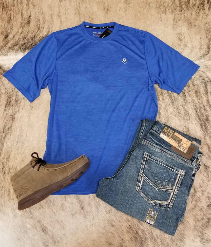 Ariat Men's North Star Charger Basic T-Shirt