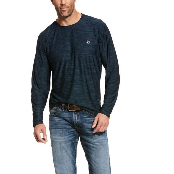 Ariat Men's  Charger Dark Indigo Heather
