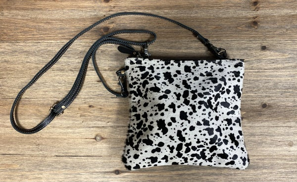 Ad Astra Hair On Hide Crossbody/Wristlet