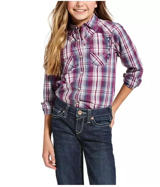 Ariat Girls REAL Incredible Shirt