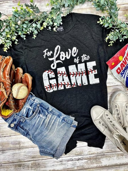 Texas True For Love of the Game Tee