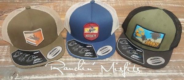 Hooey Vintage Patch Cap