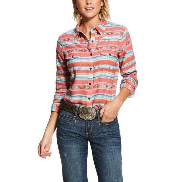 Ariat Women's Brave Classic Western Shirt