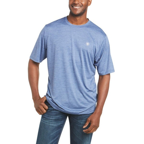 Ariat Men's Old Bay Charger Graphic Flag T-Shirt