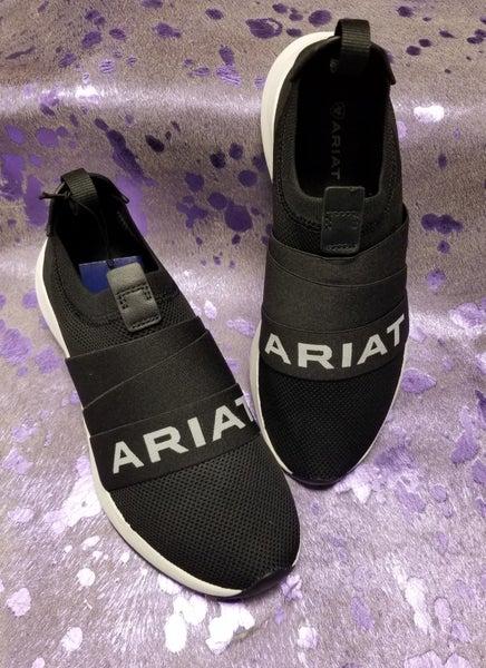Ariat Women's Black Ignite Slip-On