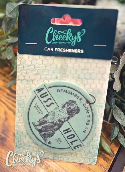 Cheeky's Assorted Car Freshie