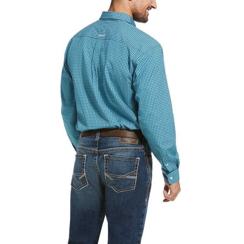 Ariat Men's Pro Series Olympas Classic Fit Shirt