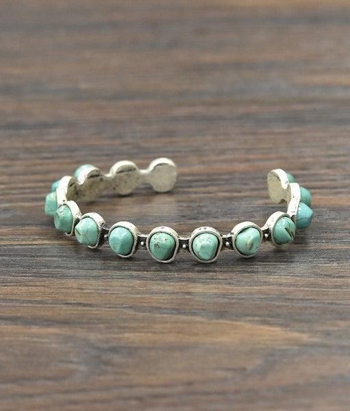 Arapaho Turquoise Bracelet