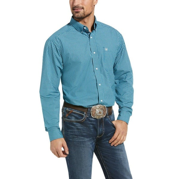 Ariat Men's Pro Series Olympas Classic Fit Shirt
