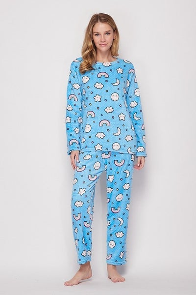 Sweet Dreams Polka Dot Pajama Set