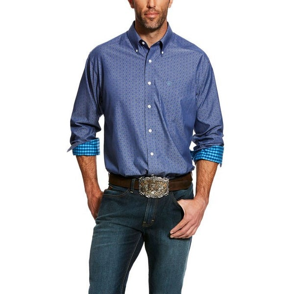 Ariat Men's Kacey Print Shirt