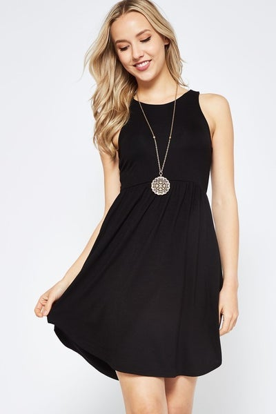 Mini Dress *2 Colors*