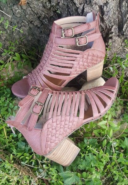 Not Rated Blush Ofanto Sandal
